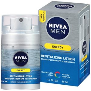 NIVEA MEN Energy Moisturizing Face Lotion
