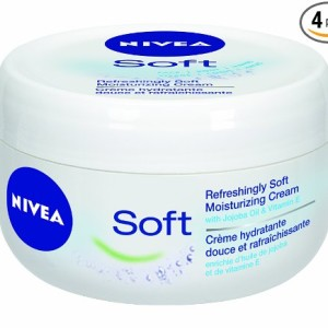 Nivea 4-Pack Soft Refreshingly Soft Moisturizing Creme