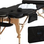 SIERRA COMFORT 5 Year Warranty Portable Massage Table
