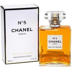 Chanel No 5 Women Eau De Parfum Spray 100 ml