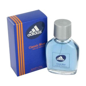 Adidas Classic Blue Eau De Toilette Men Spray