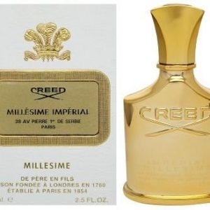 Creed Imperial Gold Eau De Parfum Millesime Men Spray