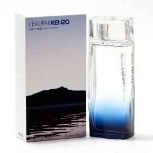 KENZO L eau Par Kenzo Eau Indigo EDT Mens Spray 3.4 OZ