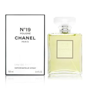 Chanel No 19 Poudre Eau De Parfum Spray Authentic