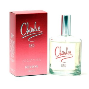 Revlon Charlie Red Eau Fraiche Womens Spray
