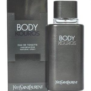 Yves Saint Laurent Kouros Body Eau De Toilette Men Spray