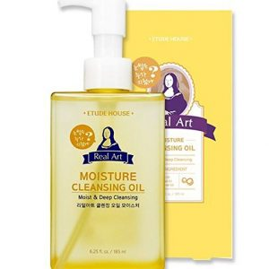 Etude House Real Art Cleansing Oil Moisture 185 ml