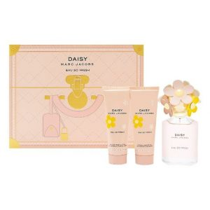 Marc Jacobs Daisy Eau SoFresh 3 Piece Gift Set