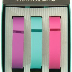 Fitbit Flex Small Wristband Accessory Pack Vibrant