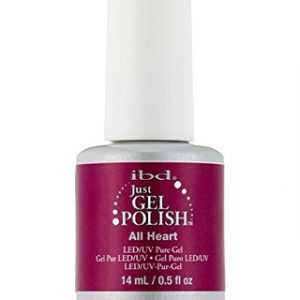 IBD Just Gel Long Lasting Wear Nail Polish All Heart