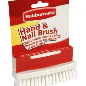 Rubbermaid G111-12 Sturdy Hand Plus Nail Brush