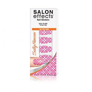 Sally Hansen Salon Effects Goldwork Nail Stickers