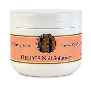 Heidi Nail Strengthener Plus Cuticle Repair Creme