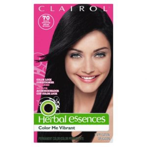 Clairol Herbal Essences 070 Black Stilettos 1 Kit