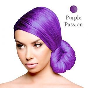 Sparks Long Lasting Bright Hair Color Purple Passion