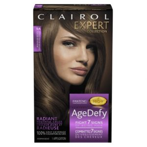 Clairol Expert Collection 5A Medium Ash Brown 1 Kit