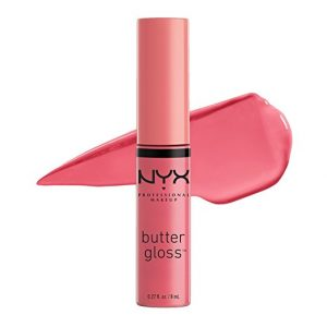 NYX Professional Makeup Butter Gloss Peaches N Cream