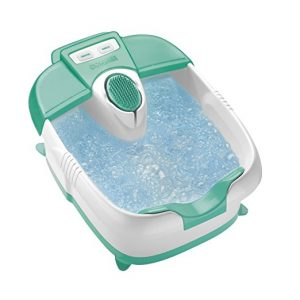 Conair Massage Bubbling Foot Spa Plus Heat