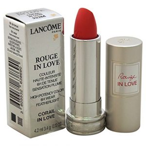 Lancome Rouge InLove High Potency Color Lipstick