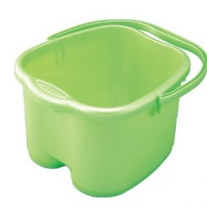 Inomata Green Foot Detox Massage Spa Bucket 0012