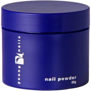 Young Nails Clear False Nail Powder 45 Gram