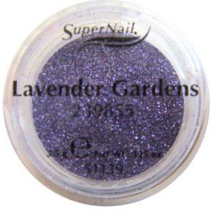 SUPER NAIL Loose Glitter Lavender Gardens
