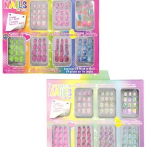 Expressions Girls 7 Day Nail Set 7 Count