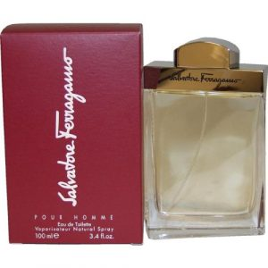 Salvatore Ferragamo Eau De Toilette Spray 100ml