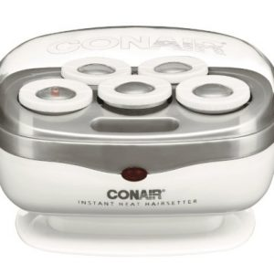 Conair Instant Heat Volume Rollers White