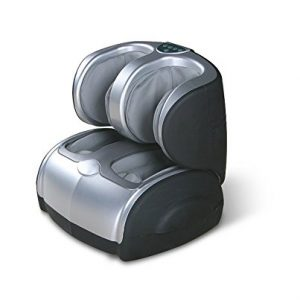 iComfort IC0912 Silver Foot Plus Calf Massager