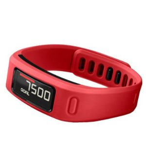 Garmin Vivofit Fitness Band Red Without Heart Monitor