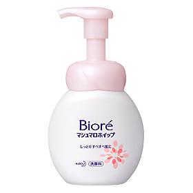 Biore Foaming Facial Washing Foam Marshmallow Whip