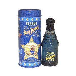 Versace Blue Jeans Eau De Toilette Gentlemen Spray