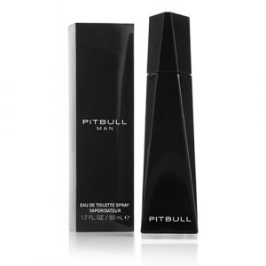 Pitbull Eau De Toilette Gentlemen Spray Vaporisateur