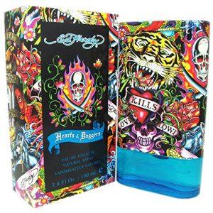 Ed Hardy Hearts Daggers Eau De Toilette Gentlemen Spray