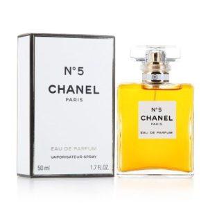 Chanel No 5 Eau De Parfum Vaporisateur Spray 50ml