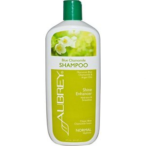 Aubrey Organics Blue Camomile Shampoo Normal