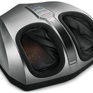 BELMINT Switchable Heat Function Shiatsu Foot Massager