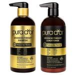 Pura dOr Advanced Therapy System Shampoo Plus Conditioner