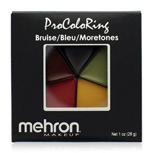 Mehron Professional Makeup ProColoRing Bruise 1 Ounce