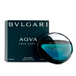 Bvlgari Aqva Eau De Toilette Gentlemen Spray 50 ml