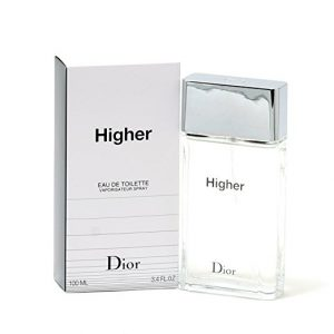 Christian Dior Higher Energy Eau De Toilette Men Spray
