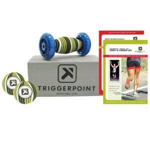 Trigger Point Performance Massage Kit Plus Instructional DVDs