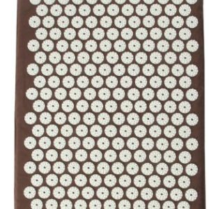 Spoonk Terra Brown Hemp Acupressure Massage Mat