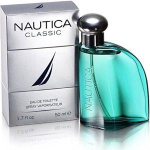 Nautica Classic Eau De Toilette Gentlemen Spray 50 ml