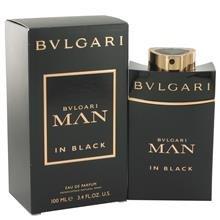 Bvlgari Man Black Eau De Parfum Gentlemen Spray 100 ml