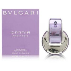 Bvlgari Omnia Amethyste Eau De Toilette Ladies Spray