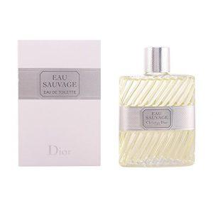 Christian Dior Eau Sauvage Eau De Toilette Men Splash