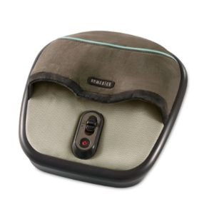 Homedics Air Compression Plus Shiatsu Foot Massager FMS-275H