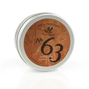 Pre De Provence Number 63 Fragrant Shave Soap